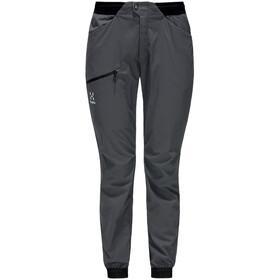 Haglöfs L.I.M Fuse Pantalones Mujer, gris